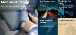 Multi-Asset Trading