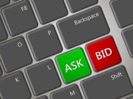 ASK/BID keys