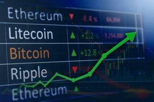 Litecoin, Litecoin Price Volatile, Crypto Prices Move Up