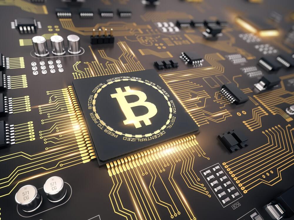 bitcoin concept netcoins