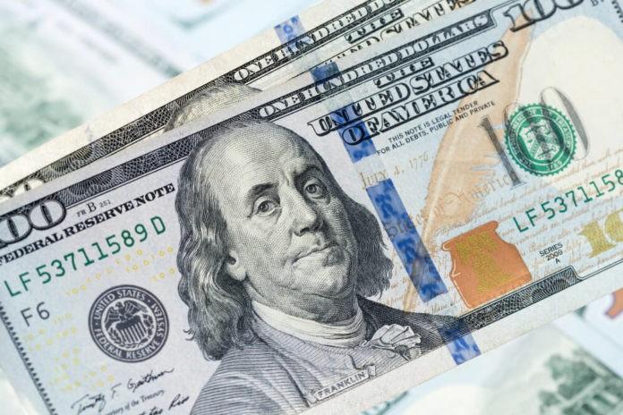 100 USD notes