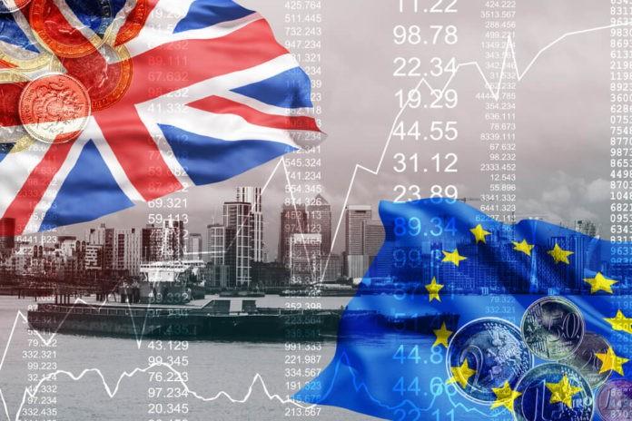 brexit, Wibest Broker- FX Market: The Brexit discrepancy being seen on its trade war.