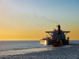 Wibest – Persian Gulf: Oil tanker ship