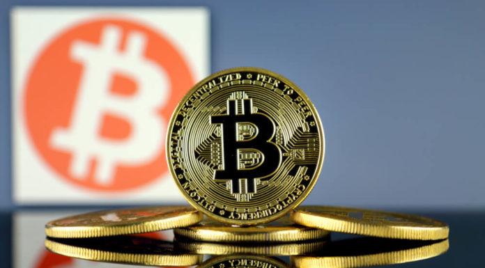Wibest – Bitcoin Price: Bitcoin (BTC) and bitcoin logo.