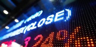 Wibest – Current Stock Market: Stock market price display.