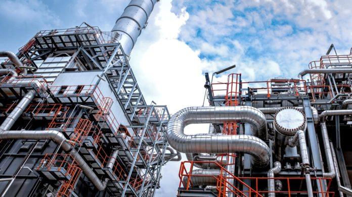 Wibest – Petroleum: A close up shot of a crude oil refinery
