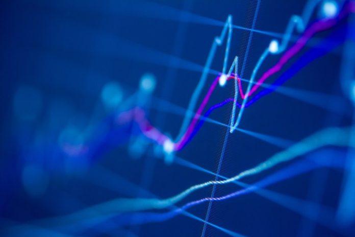 Stock Report – stock exchange background – WibestBroker