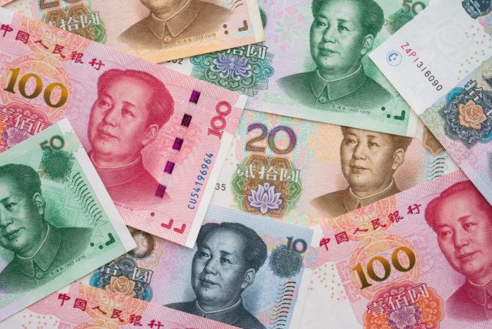 Chinese: Yuan and EURO
