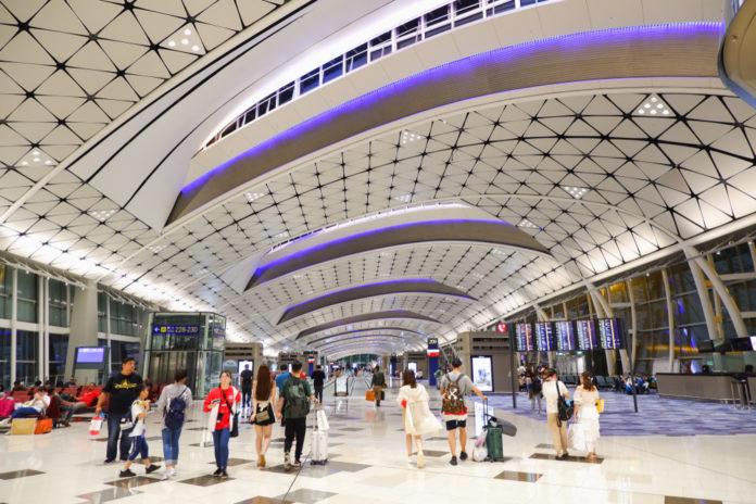 Wibest – Hong Kong: HK International Airport