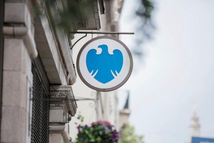 Barclays: Barclays Bank Sign.