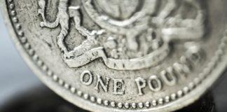 Wibest – Pound: A close up shot of the British pound coin.