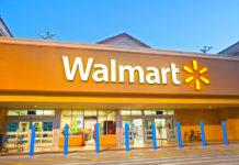 Digital coins: Walmart 24 hour supercenter.