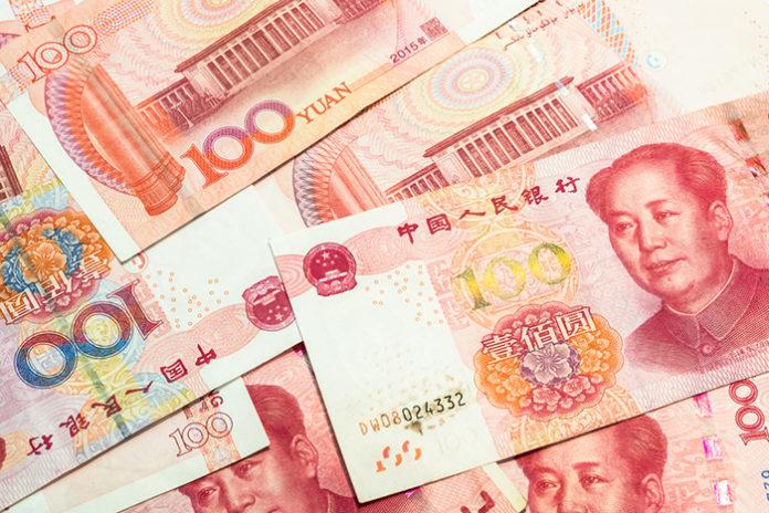 Wibest – China: Yuan bills