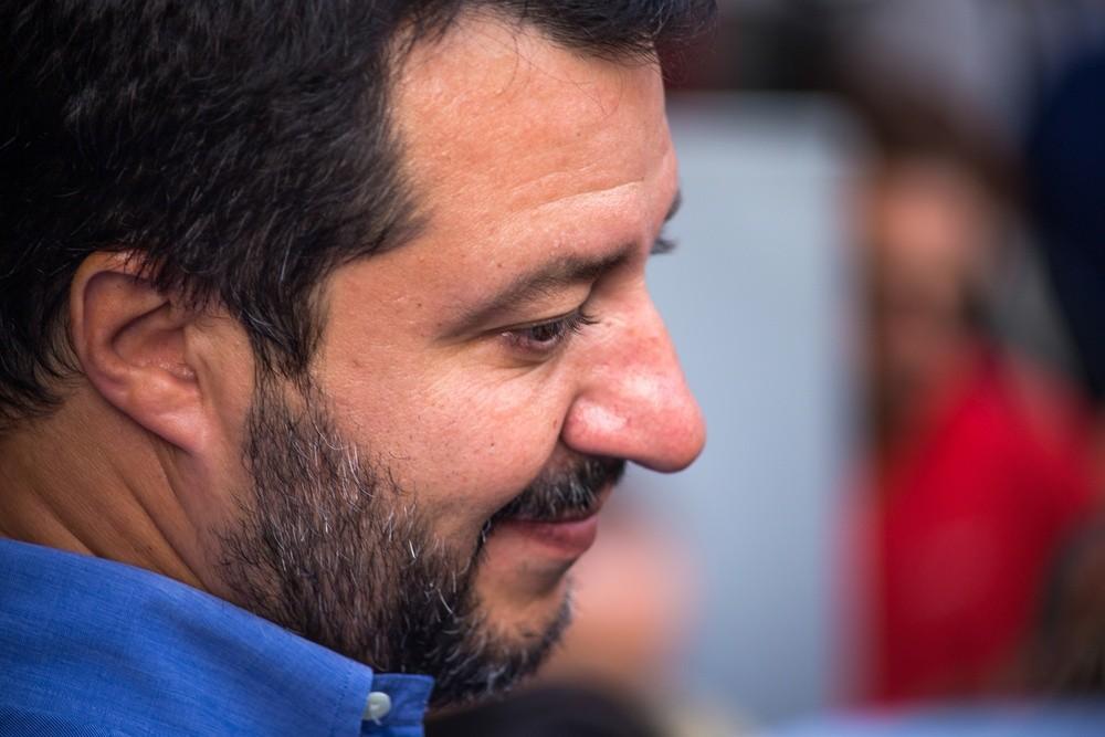 Wibest – Italian: Italian Deputy Prime Minister Matteo Salvini