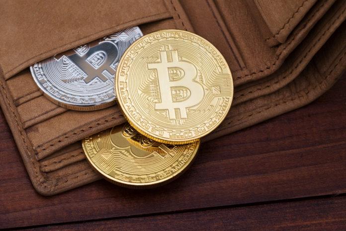 paying crypto via wallet