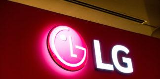 LG: LG Logo.
