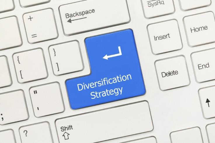 diversification strategy written on keyboard – wibestbroker