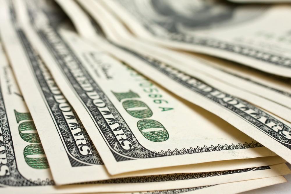 Wibest – US Dollar Bill: US dollar bills.