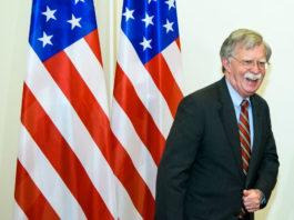 National Security Advisor: John Bolton National Security Advisor