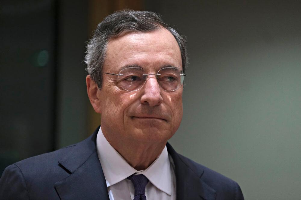 Wibest – EUR to CHF: ECB Head Mario Draghi