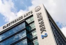 Electronic Art: Electronic Arts (EA) Games headquarters.