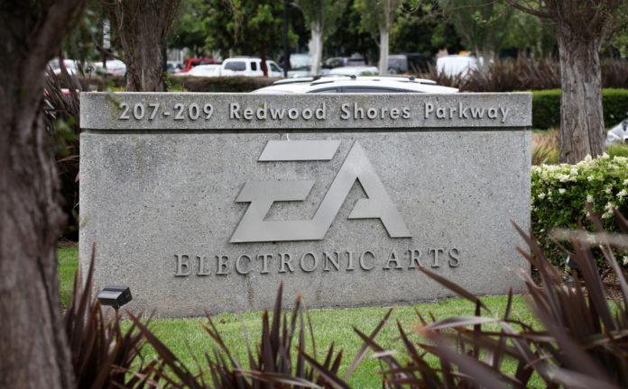 Electronic Art: Electronic Arts Headquarters.