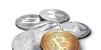 Cryptocurrencies on Wednesday