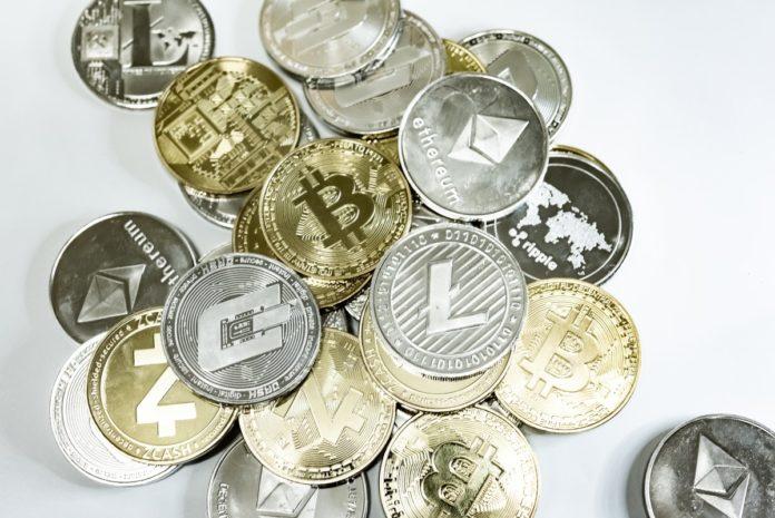 Digital currency market on October 16