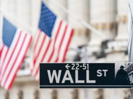 stock exchanges concept; wall street sign – Wibestbroker