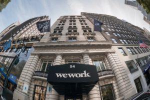 WeWork and economy