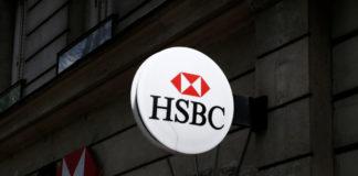 European: HSBC logo.