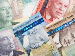 Wibest – Canadian Loonie: Canadian dollar bills.