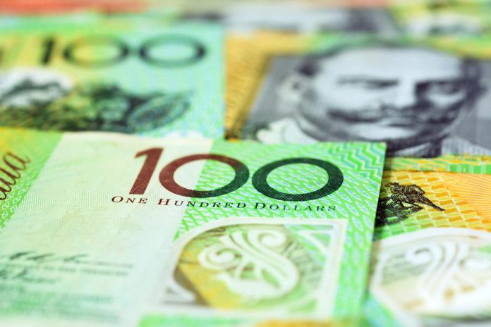 Wibest – GBP AUD: A close up of a hundred Australian dollar bill.