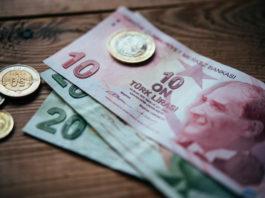 Wibest – Turkish: Turkish Lira coins and bills.