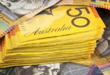 Wibest – Australian Money: Australian dollar bills.