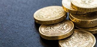Wibest – UK Currency: British pound coins.