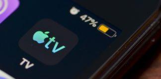 Apple TV Plus app on smartphone – WibestBroker