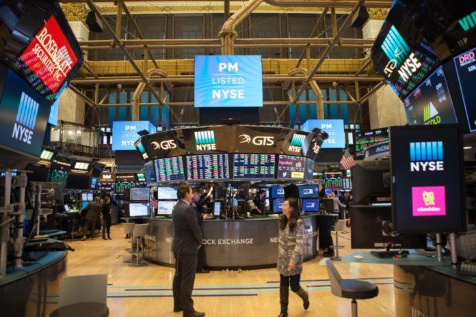 Stocks and big-box retailer
