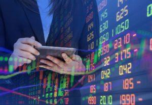 Stocks on November 15