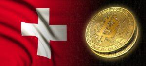 Swiss crypto market and Atupri Health Insurance