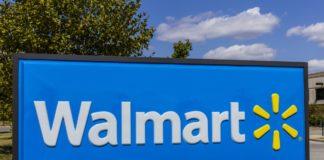 Walmart's shares on Thursday