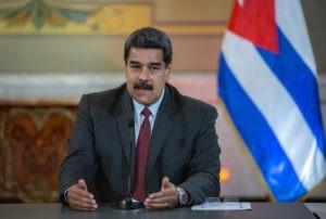 Wibest – The Greenback: The Venezuelan President Nicolas Maduro.