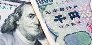 Wibest – Japan yen and US dollar bills.