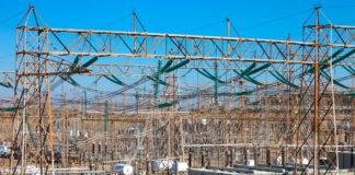 Wibest – South African: Eskom facilities in Johannesburg.
