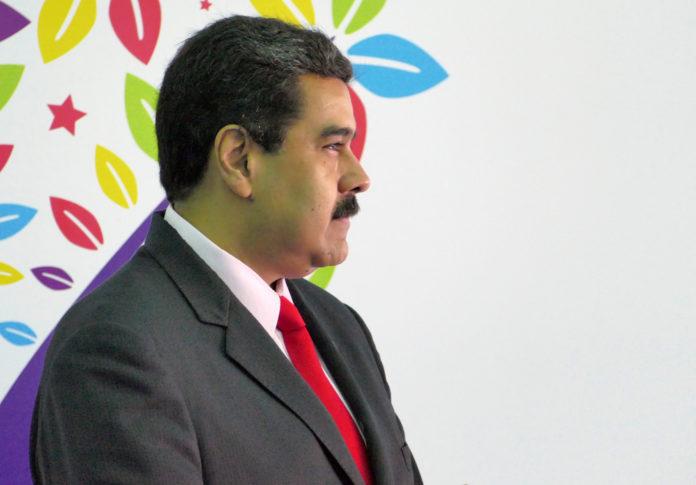 Wibest – The Greenback: Venezuelan President Nicolas Maduro.