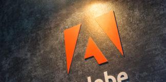 Adobe: Adobe Systems Logo.