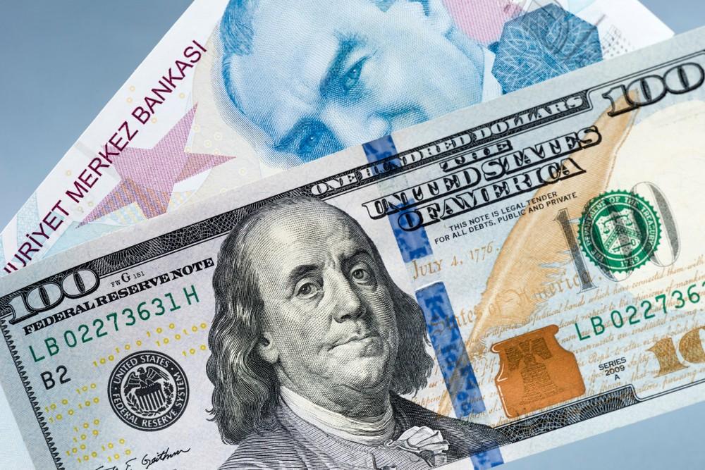 Wibest – GBP USD: US dollar over a Turkish lira bill.