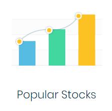 popular stocks