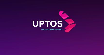 Uptos logo