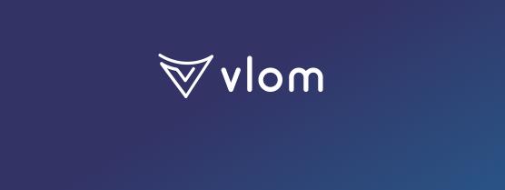 Vlom logo